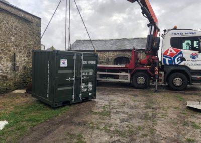 ATG HIAB hire and haulage